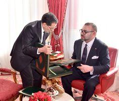 Rabat: le roi Mohammed VI a reçu El Othmani Roi Mohamed 6, Finance, Politics, Youtube, Supervision, Zinedine Zidane, Challenges, Model, Primary Education