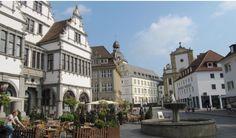 Rathausplatz,Paderborn