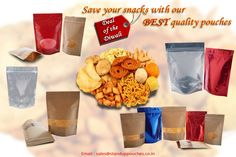 #Diwali Special #Snack and #Namkeen Packaing #Bags  #Deal of the #Diwali  Save your #Snacks With our Best #quality #Pouches