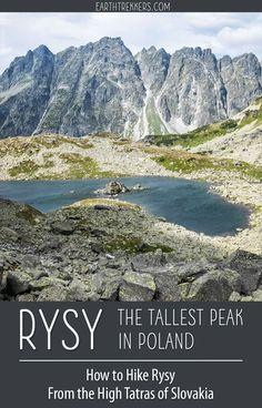 Rysy High Tatras Slo
