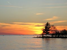 Another beautiful Sunset in North Bay, Ontario