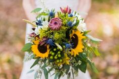 Stunning mixed flowe
