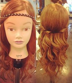 13 Best Mannequin Hairstyles Images Hairdos Hairstyle Ideas Hair