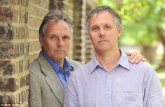 """Alex and Marcus Lewis are identical twins who  sustained sexual abuse at the hands of paedophiles. Most horrific of all, the abuse was facilitated by their own mother.  Alex and Marcus, authors of the book, """"Tell Me Who I Am"""", claim writing the book has been a healing process for the both."""