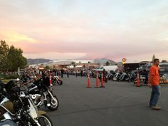 Bike Fest at the Carson City Harley Davidson.  Sept event that runs during Street Vibrations. Multiple stages of music, Stunt riders,  Vendors, Food, and of course...Beer. The place to be.