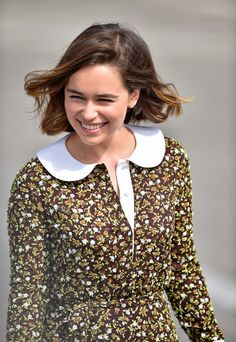 Emilia Clarke Photos - Celebrities are seen attending the Independent Spirit Awards on February 27, 2016. - Celebrity Candids at the Idependent Spirit Awards
