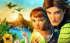 Epic Movie Wallpapers and Desktop Backgrounds Free Epic Wallpapers Epic Movie 2013, Epic Film, 2015 Movies, English Animated Movies, Epic Animated Movie, Walt Disney Movies, Disney Parks, Cartoon Movies, Movie Characters