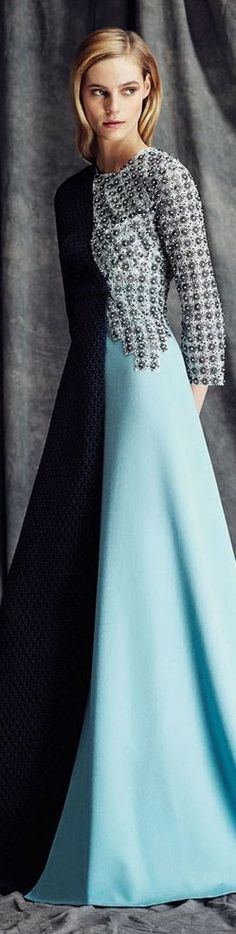 178140d0fd37 Fausto Sarli FW 2015 16. Berühmte DesignerHigh Fashion DressesHijab ...