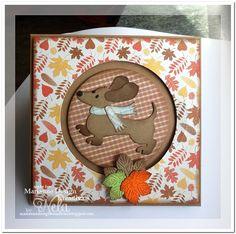 Circle Spinner Card - Runde Kullerkarte