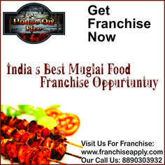 Start A Mughlai Food Business #food_franchise #franchise_apply