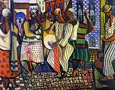 Carnaval, 1960 Di Cavalcanti (Brasil, 1897-1976) óleo sobre tela