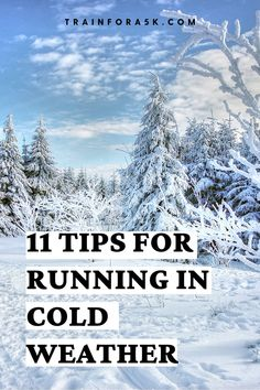 11 Simple tips for running in cold weather. Unless you are lucky enough to live in an environment where the weather is always sunny and warm, the winter cold imposes de-motivating energy into pretty much every area of our everyday lives. Jogging For Beginners, Running For Beginners, Running Tips, Running In Cold Weather, Winter Running, Speed Workout, Hard Workout, Running Routine, Runner Problems
