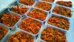 Vegeles + condimentos+ pollo = #chopsueydepollo!!  Placeres para comer #rico y #sano.  #SaboresViandas