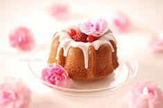 Imagen de food, pink, and cake