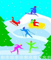 Winter Olympics for Kids - by graders - graphics Olympic Idea, Olympic Games, Lesson Plan Organization, School Health, Going For Gold, Kindergarten Fun, Winter Games, Winter Camping, Summer Olympics