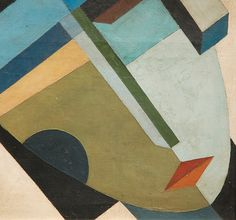 MID-CENTURIA : Art, Design and Decor from the Mid-Century and beyond: Russian Constructivist Paintings: Metropolis