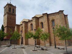Concatedral San Pedro Soria Puedes conocer más de esta #Catedral en http://destinocastillayleon.es/index/12-catedrales-por-conocer-en-castilla-y-leon/