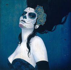Dia de Los Muertos costume inspiration