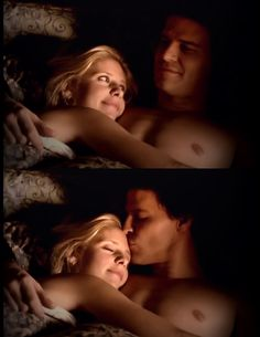 Oh, this must be that heartbreaking episode of Angel where they're together again for like 5 minutes. *sobs*