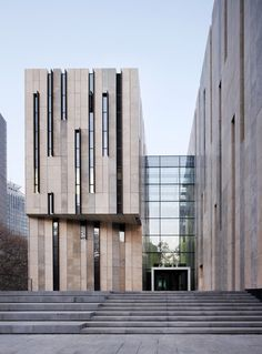Jiangsu Provincial Art Museum: by KSP Jurgen Engel Architekten
