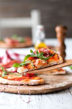 perfekte glutenfreie pizza