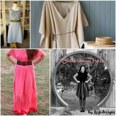 women's dresses to sew