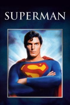 Superman (1978) movie #poster, #tshirt, #mousepad, #movieposters2