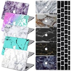 """Painted Marble Hard Laptop Case Cover For Macbook Pro Air 11""""13""""15"""" Retina 12"""" #UnbrandedGeneric"""