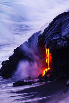 Amazing set of photos of Kīlauea by Nick Selway