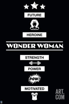 Wonder Woman - Trends 2015 Wall Decal at Art.com