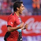 El delantero paraguayo Santiago Salcedo está en la mira del Deportivo Cali