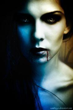 Vampires gaze-Sam Briggs
