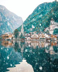 Hallstatt, Austria   @michutravel