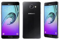 Samsung Galaxy A5 (2016) - 16GB - Black (Ohne Simlock) Smartphonesparen25.com , sparen25.de , sparen25.info