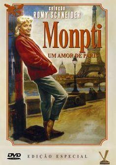 projetor antigo: Monpti Um Amor de Paris 1957 Leg avi  1957 , Boy Gobert , Bum…