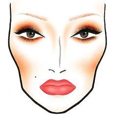 MAC Face Chart: Firecracker