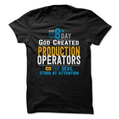 Production Operator T-Shirts, Hoodies. SHOPPING NOW ==►…