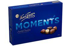 Karl Fazer Moments 378 g - Fazer