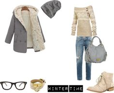 """""""winter time"""" by klodi83 on Polyvore"""