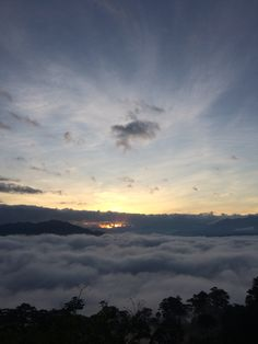 sea of clouds, mt. Philippines Food, Food Trip, Baguio, Filipino, Trekking, Places To Visit, Wanderlust, Weather