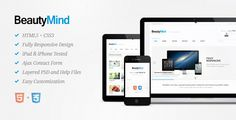 Discount Deals BeautyMind - Responsive HTML5 TemplateYes I can say you are on right site we just collected best shopping store that have