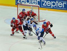 Das Finale der Eishockey Weltmeisterschaft 2012 in Finnland und Schweden bestreiten Russland und die Slowakei.