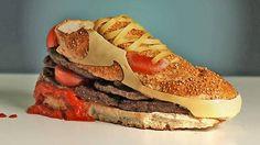 Shoe Burger