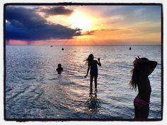 sunset by #momodiego