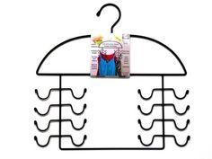 Women's sport Tank Top, Cami, Bra, Strappy Dress, Bathing Suit, Closet Organizer Hanger, Set of 2 Black Axis International Marketing http://www.amazon.com/dp/B00DDRDPS6/ref=cm_sw_r_pi_dp_PrFMvb0VS4CV8