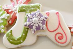 Joy Cookie 1 - I studied the JOY book this year in the Bible (Philippians). I would love to make some of these!