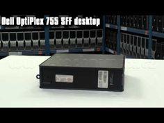 Počítač DELL OptiPlex 755 SFF Intel Cel. 430 1,8 GHz, 2 GB RAM DDR2, 80 GB HDD SATA, DVD-ROM slim, COA štítek Windows Vista Business s kabelem