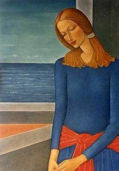 Roman Zakrzewski - Oil on canvas 1998