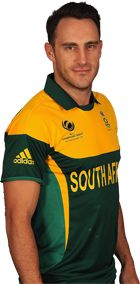 Francois du Plessis  || Role: Batsman || Bats: RHB || Bowls: RLB || DOB: 13 Jul 1984 || Faf du Plessis has only been representing South Africa since 2011, but those few years have been more than enough time for the determined batsman to make his mark on world cricket.