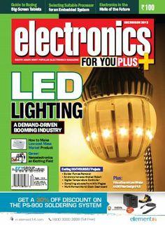 Electronic For You Magazine Pdf